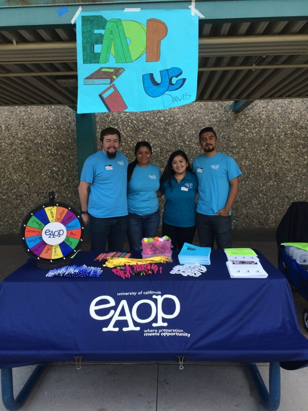 EAOP Staff ready to answer your questions.